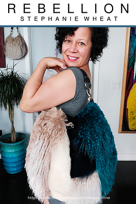 Smithsonian Craft Show Artist Shops - Rebellion Stephanie Wheat by Stephanie Wheat