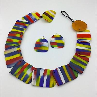 Smithsonian Craft Show Artist Shops- Erica Rosenfeld by Erica Rosenfeld