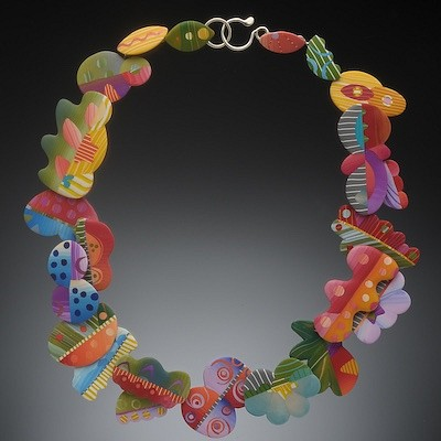 Smithsonian Craft Show Artist Shops - Bonnie Bishoff  J.M. Syron by Bonnie Bishoff & J.M. Syron