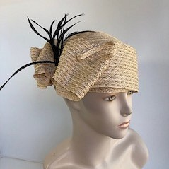 Smithsonian Craft Show Artist Shops - Diane Harty Millinery  by Diane Harty