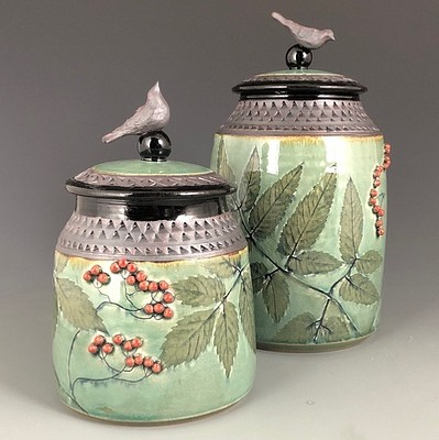 Smithsonian Craft Show Artist Shops - Suzanne Crane by Suzanne Crane