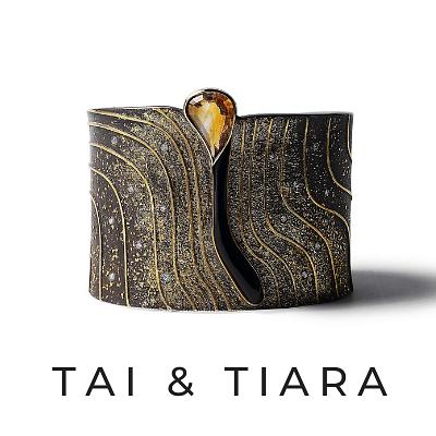Smithsonian Craft Show Artist Shops - Tai & Tiara by Smithsonian Craft Show - Tai & Tiara Kim