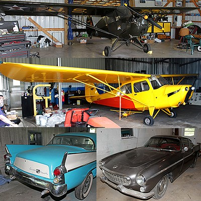 Summers Planes, Autos, Estate Auction Hawkins County Tennessee by Kimball Sterling