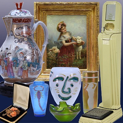 October 31st Estate Fine Art & Antiques Auction by Bruneau & Co. Auctioneers