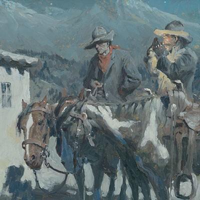Fine Western & American Art – Online Sale by Coeur d'Alene Art Auction