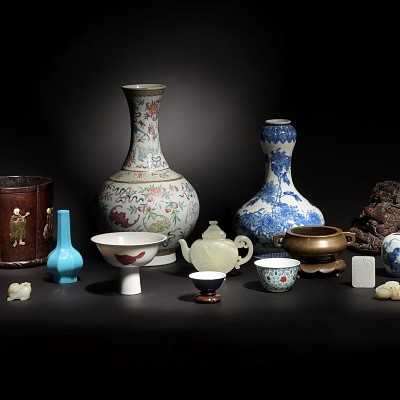 Winter Fine Asian Art and Antiques: Session 1 by Oakridge Auction Gallery