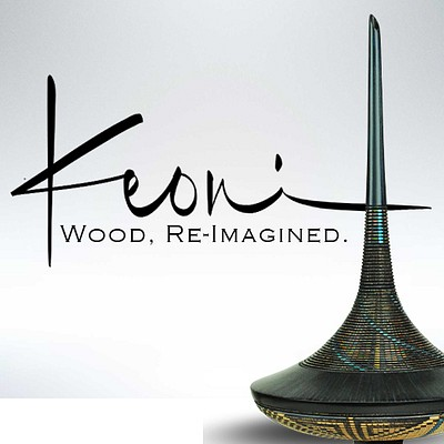 Wood, re-imagined. by Keoni