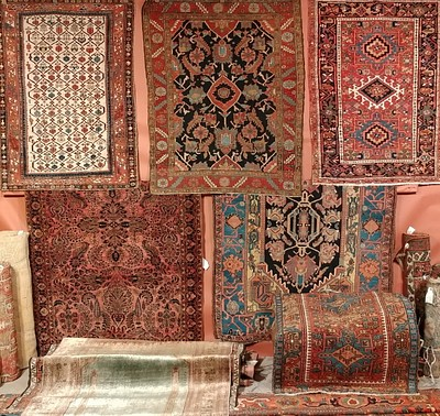 Art & Antiques for the Holidays - Shaia Oriental Rugs of Williamsburg by Shaia Oriental Rugs of Williamsburg