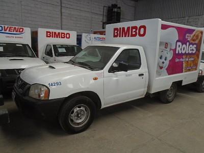 Subasta Vehicular Bimbo B642 by Morton Subastas