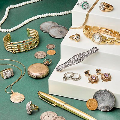 Coins & Jewelry by Pook & Pook Inc.