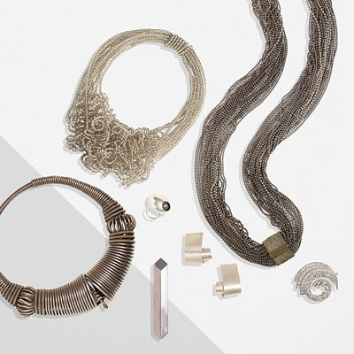 Jewels and The Dina Wind Collection by Rago