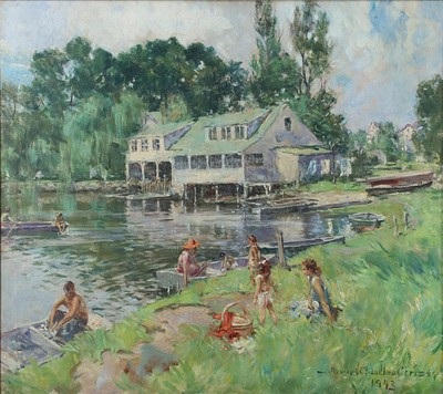 Paintings, Prints and Pottery Auction by Soulis Auctions
