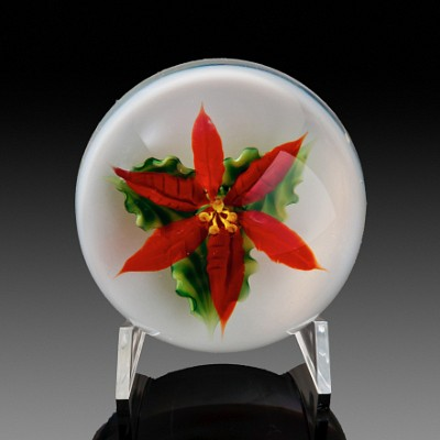 Holiday Glass Art Auction by National Liberty Museum
