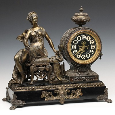 Antique Clocks and Music Boxes by Soulis Auctions
