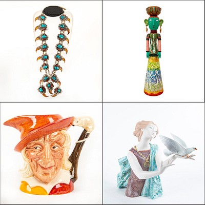 Decorative Arts Auction, Day 1 by Whitley's Auctioneers & Lion and Unicorn