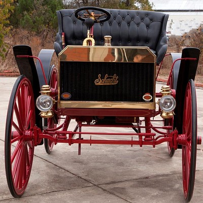 Frances E. Tarzian Antique Car Collection by Turner Auctions + Appraisals LLC