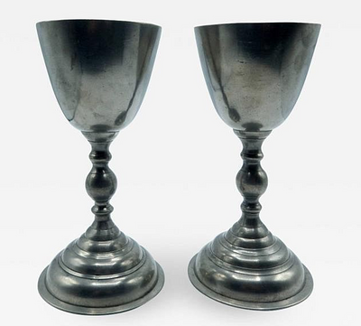 The Finest 18th & 19th Century Pewter by Wolf Pewter