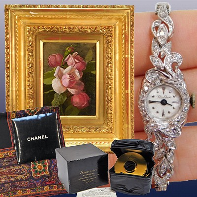 January Estate Fine Art & Antique Online Only Auction by Bruneau & Co. Auctioneers
