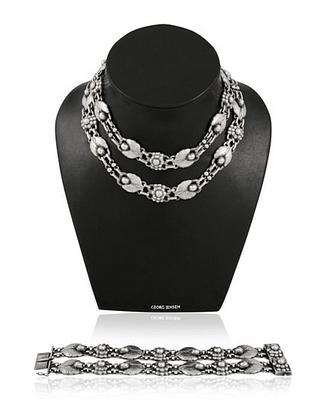 THE 2021 SPRING SALE - Georg Jensen & Danish Silver Hollowware, Silverware & Jewelry by Greg Pepin Silver