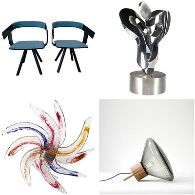 March Sale, Furniture, Art & Decor NO RESERVE by Cain Modern Auctions