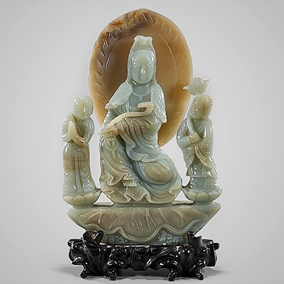 Asian Art, Antiques & Estates by I.M. Chait Gallery
