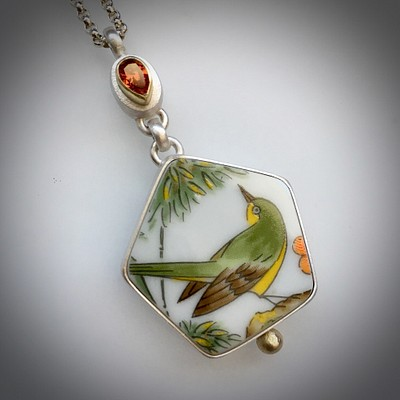 Smithsonian Craft Optimism - Amy Faust Eco-Friendly Fine Jewelry by Amy Faust