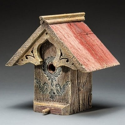 Smithsonian Craft Optimism - Barns Into Birdhouses by John Guertin