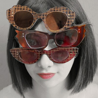 Smithsonian Craft Optimism - Olefson Art Opticals / Laurie Olefson by Olefson Art Opticals / Laurie Olefson