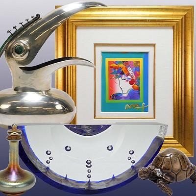 April 8th Estate Fine Art & Antique Auction - Online Only  by Bruneau & Co. Auctioneers