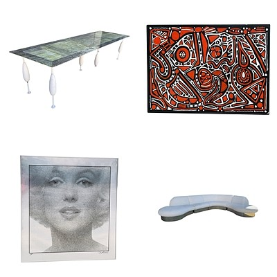 Spring Sale, Furniture, Art, Decor & Lighting by Cain Modern Auctions
