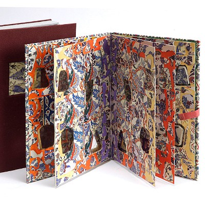MarinMOCA 2021 Altered Book Silent Auction by Marin Museum of Contemporary Art
