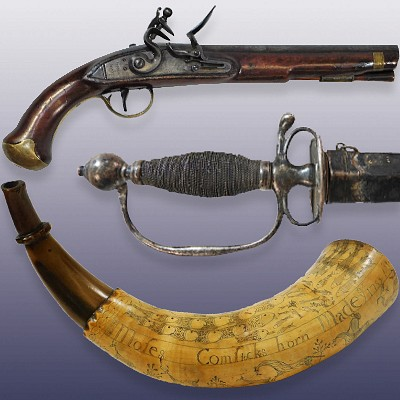 Historic Arms & Miliaria Auction by Bruneau & Co. Auctioneers