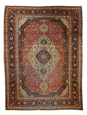 Unique Collection of Vintage and Antique Rugs & Fine Art by Fine Rugs of Chevy Chase
