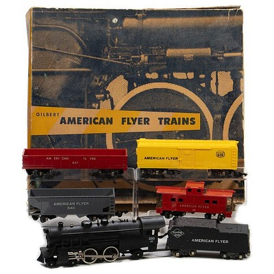 Trains, Toys, and Train Accessories by Turner Auctions + Appraisals LLC