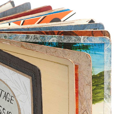 MarinMOCA 2021 Altered Book Buy Now Sale Event by Marin Museum of Contemporary Art