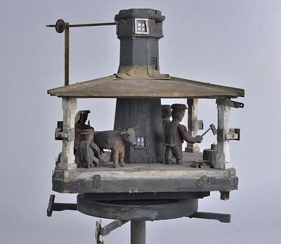 Ledbetter: Outsider Art   Self Taught Art   Folk Pottery by Ledbetter Auctions