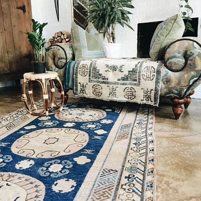 A Rare Collection of the Finest Antique, Vintage & Fine Persian Silk Rugs by Fine Rugs of Chevy Chase
