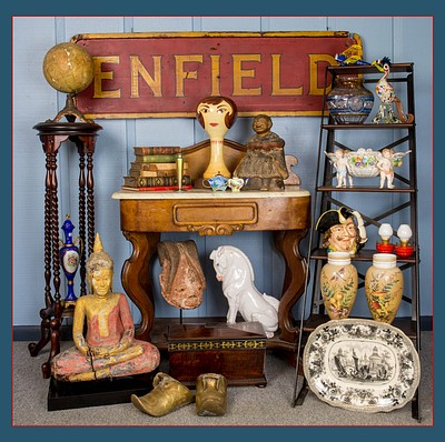 June Decorative Arts Sale by Dovetail Auctions