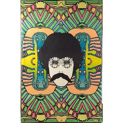 Feelin' Groovy: Hippie, Counterculture & Music Memorabilia by Turner Auctions + Appraisals LLC