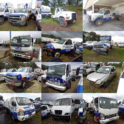 Subasta Vehicular Extra Gas by Morton Subastas