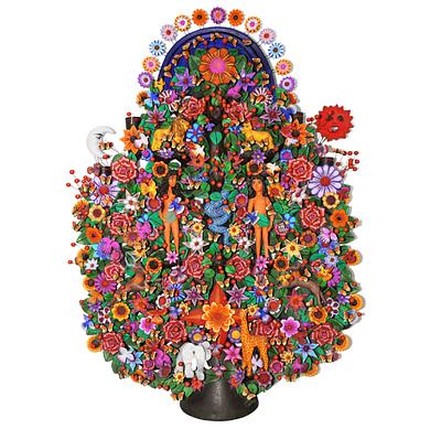 Mexican Contemporary Popular Art by Amigos MAP