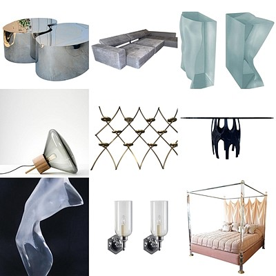 Furniture, Art & Decor Clearance Sale, NO RESERVE by Cain Modern Auctions