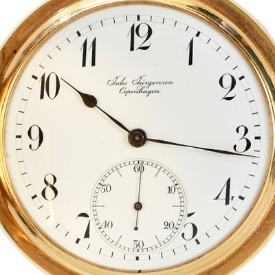 Pocket Watch Auction by Brunk Auctions