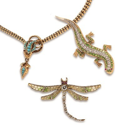 Fine Jewelry Collections by Skinner