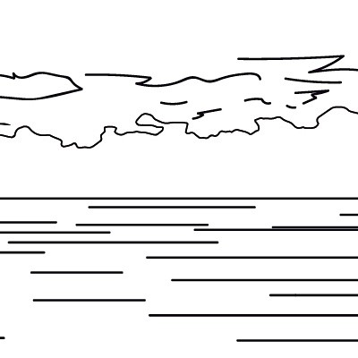 """Darren Bader, 'Untitled (6 graphics converted to resemble a recent Louise Lawler style..."""" by The Drawing Center"""