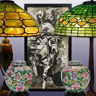 Estate Fine Art & Antiques Featuring Single Owner Collection by Bruneau & Co. Auctioneers
