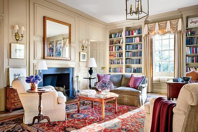 Collection of Vintage & Antique Rugs by Fine Rugs of Chevy Chase