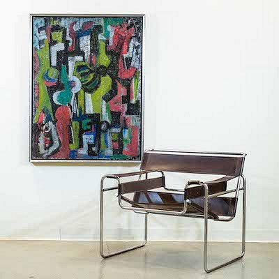 ART / DESIGN FROM NOTED COLLECTIONS by Vallot Auctioneers