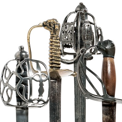 Historic Arms & Militaria by Skinner
