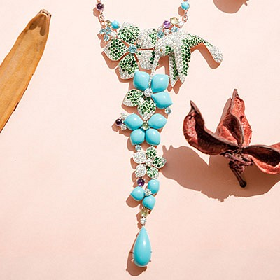 Auction XXII Leaves Falling, Jewelry Calling by Intervendue
